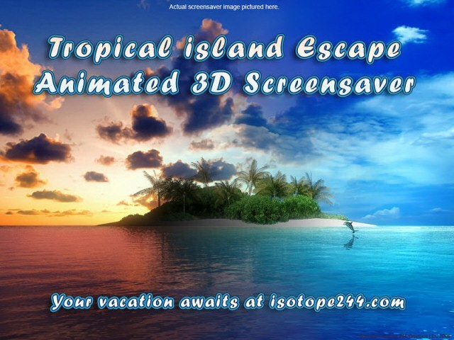 Tropical Island Escape