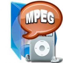 Tutu MPEG to iPod Converter
