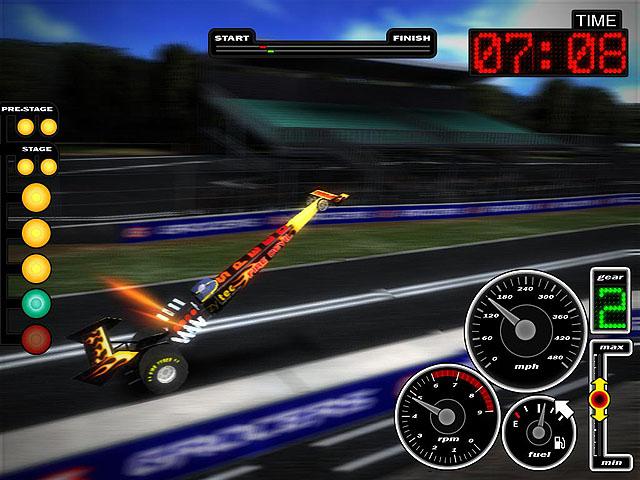 Ultra Drag Racing