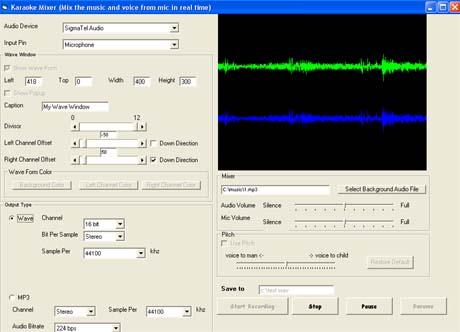 VISCOM Karaoke DJ Mixer ActiveX SDK