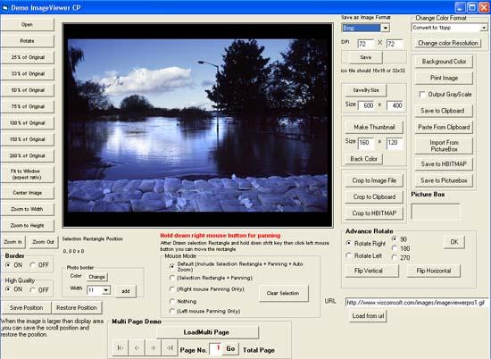 VISCOM Picture Viewer ActiveX