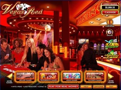 Vegas Red Free Online Adult Games