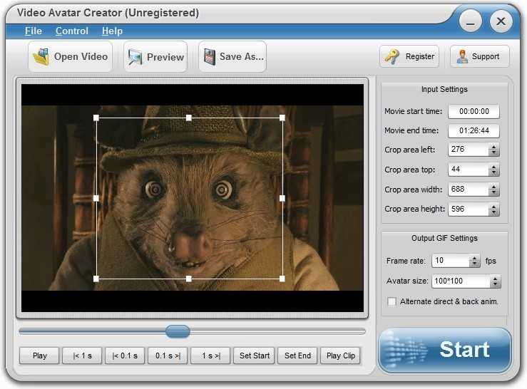 Video Avatar Creator