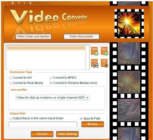 Video File Master
