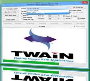 VintaSoft Twain .NET SDK