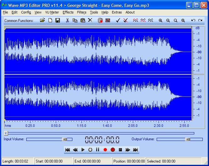 Wave MP3 Editor PRO Freemium