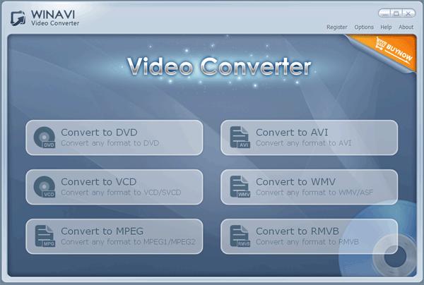 WinAVI Video Converter