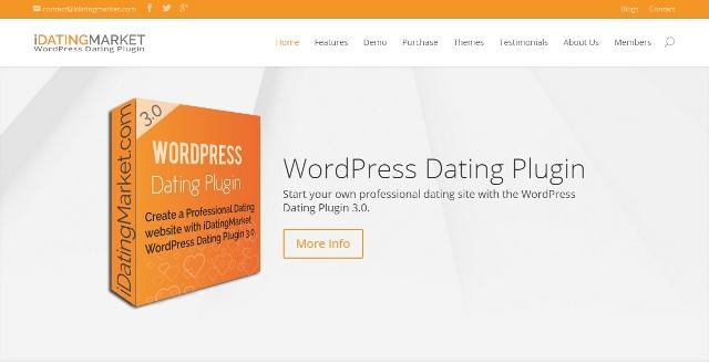 WordPress Dating Plugin
