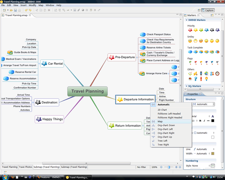 XMIND 2008 Pro for Windows