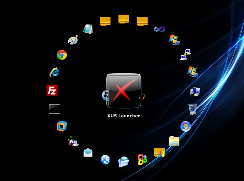 XUS Launcher Professional Edition