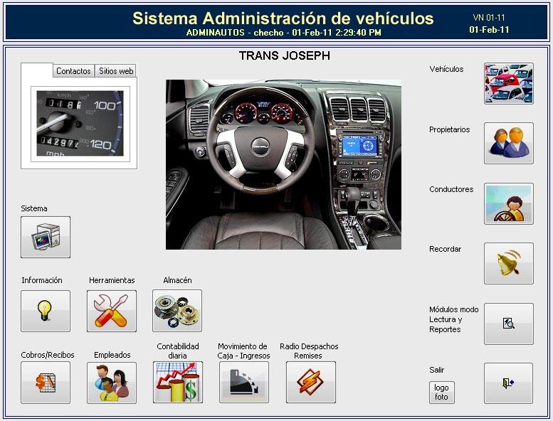 Administracion de Vehiculos 06-11