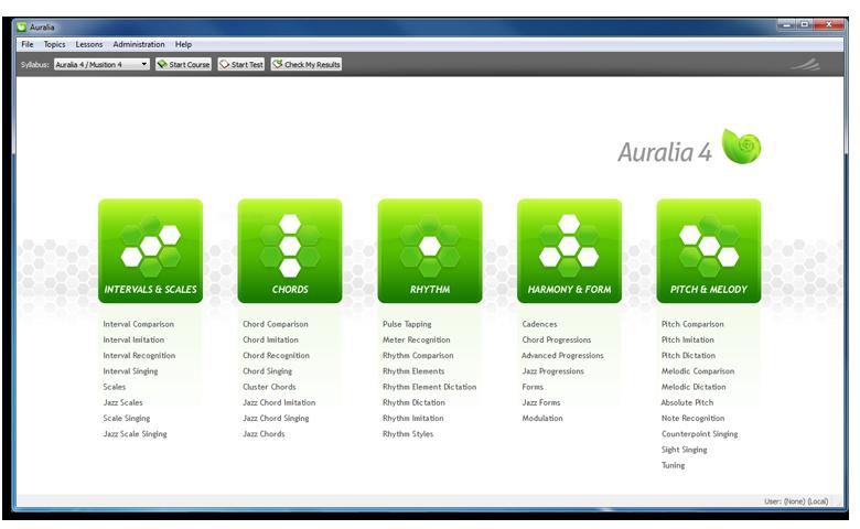 Auralia for Windows