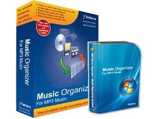 Auto Computer Music Organizer