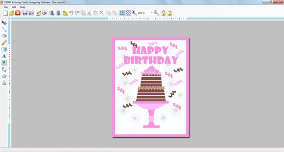Birthday Card Maker Free