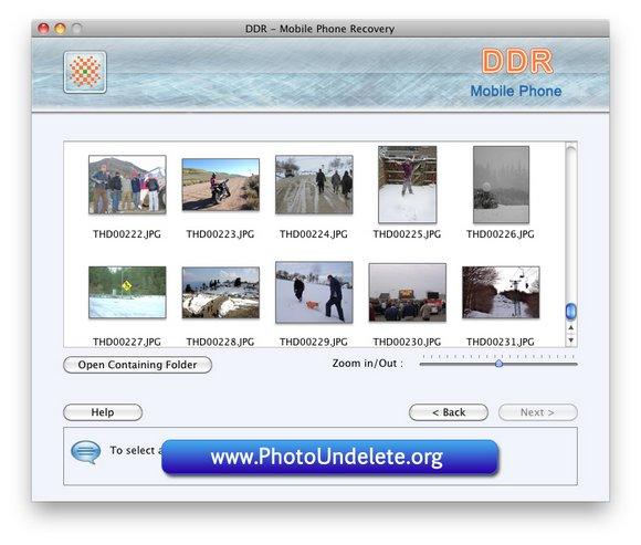 Cell Phone File Recover Mac