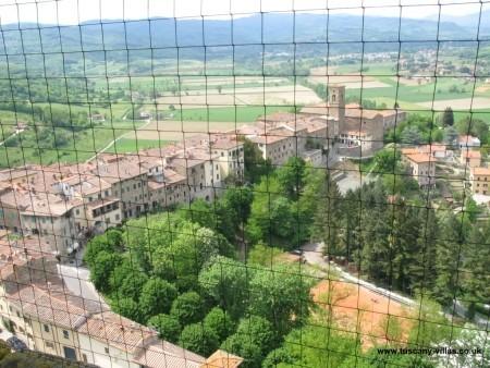 church photo tuscany