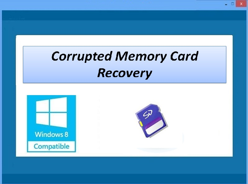 Corrupted Memory Card Recovery