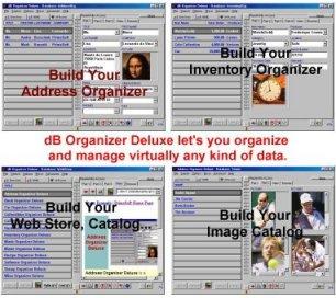 dB Organizer Deluxe