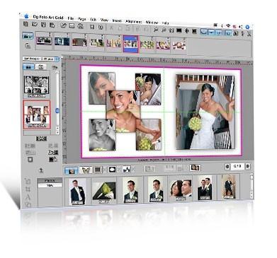 Dg Foto Art - Gold (Mac)