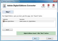 Digital Editions Converter