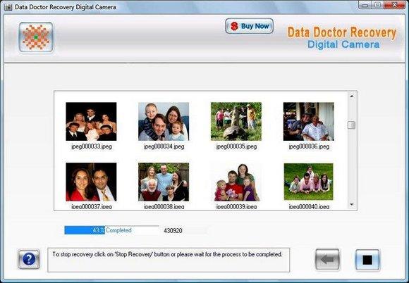 Digital Photo Recovery Undelete