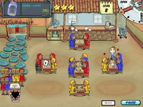 Diner Dash Hometown Hero free game