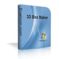 ExeIcon.com 3D Box Maker Trial Version