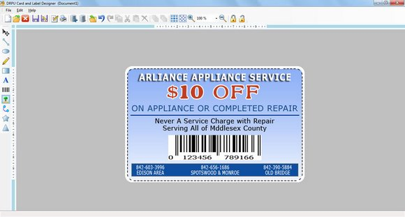 Free Business Card Designer Software
