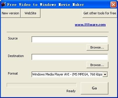 Free Video to Windows Movie Maker
