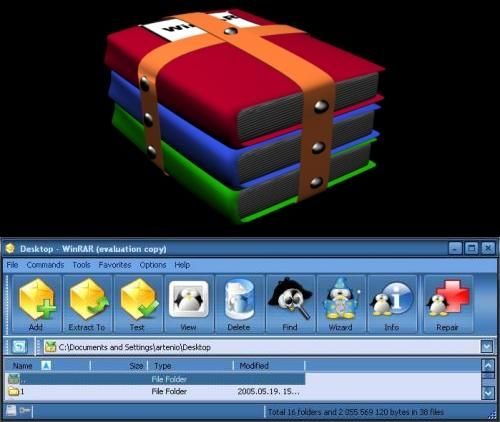 free winrar4.0 download