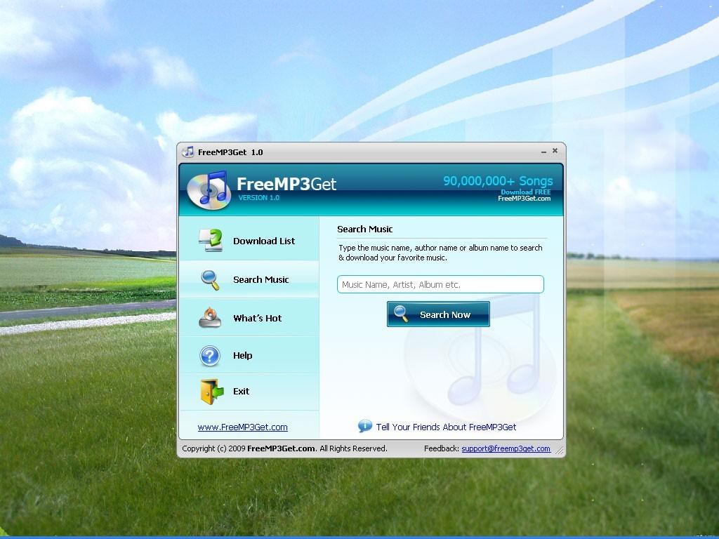 FreeMP3Get