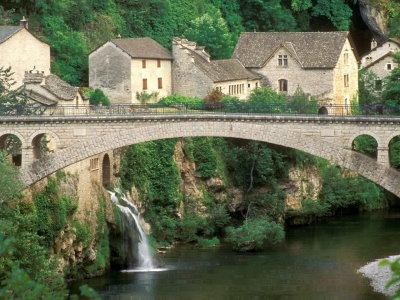 French Bridge Screensaver