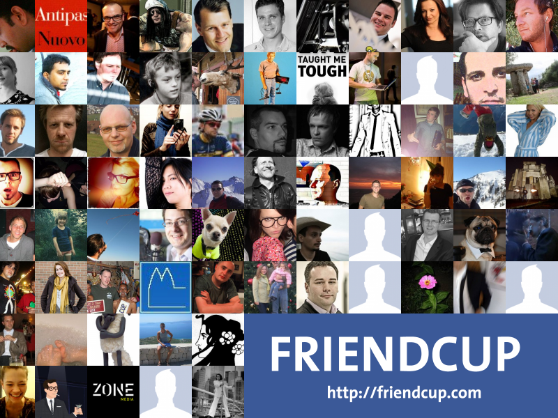 Gift Cups & Gift Mugs - Friendcup Screensaver