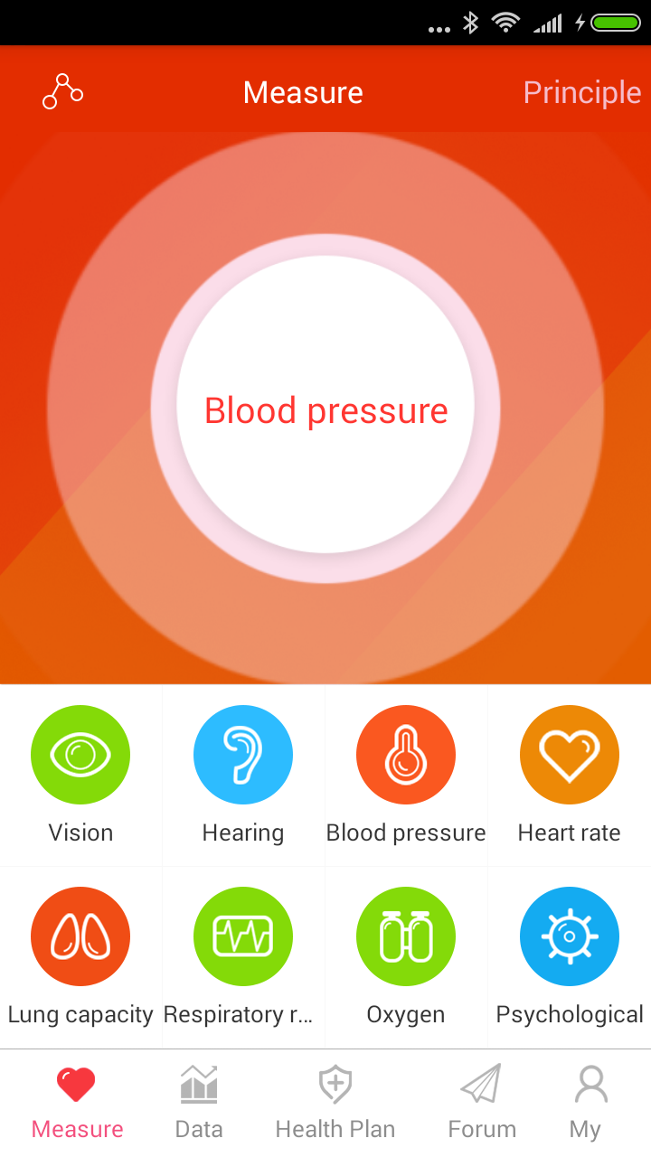 iCare Blood Pressure Monitor