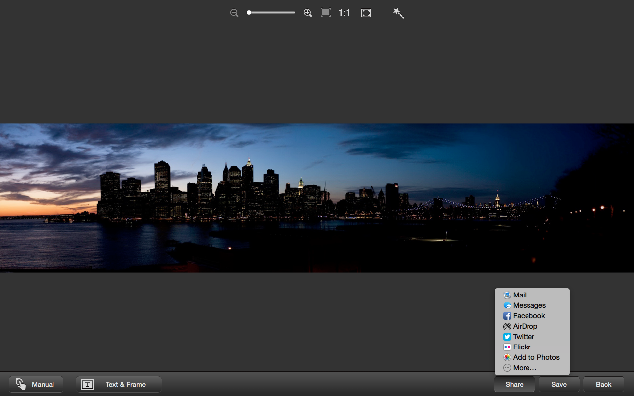 iFotosoft Photo Stitcher Free for Mac
