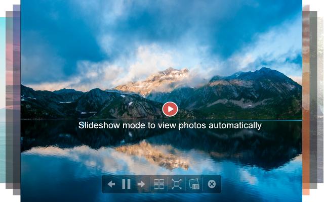 iFotosoft Photo Viewer for Mac