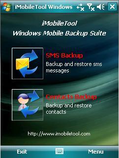 iMobileTool Windows Mobile Backup Suite