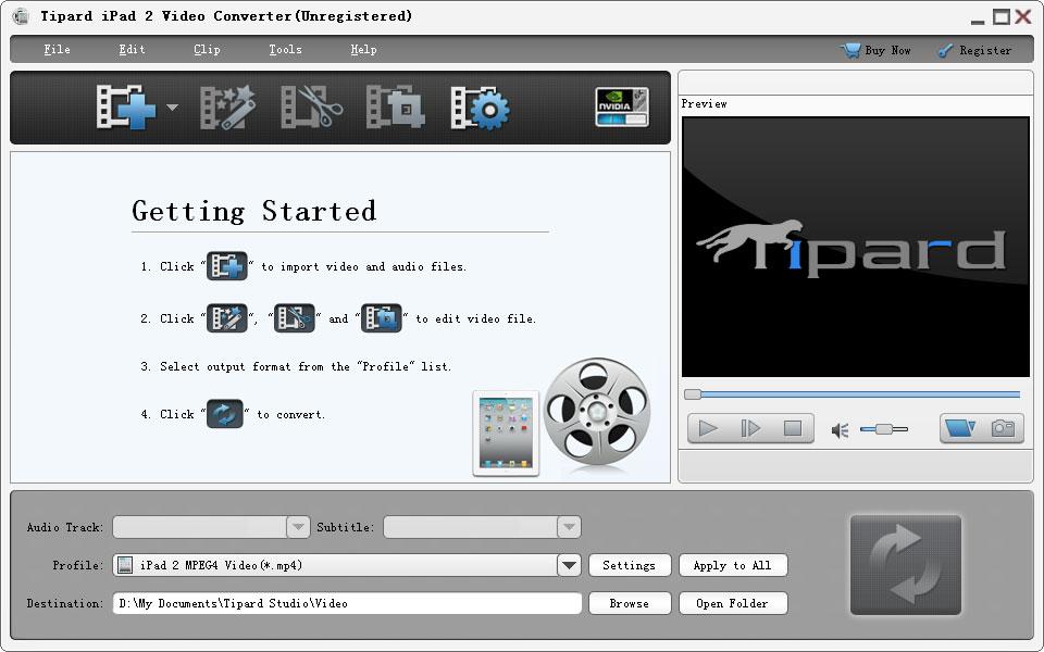 iPad 2 Video Converter