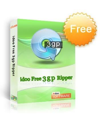 idoo Free DVD to 3GP Ripper