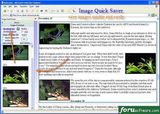 image quick saver