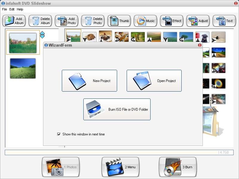 infallsoft DVD Slideshow