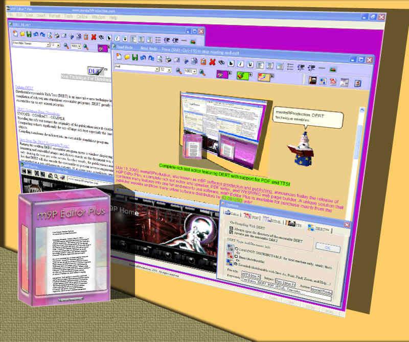 m9P Editor Plus