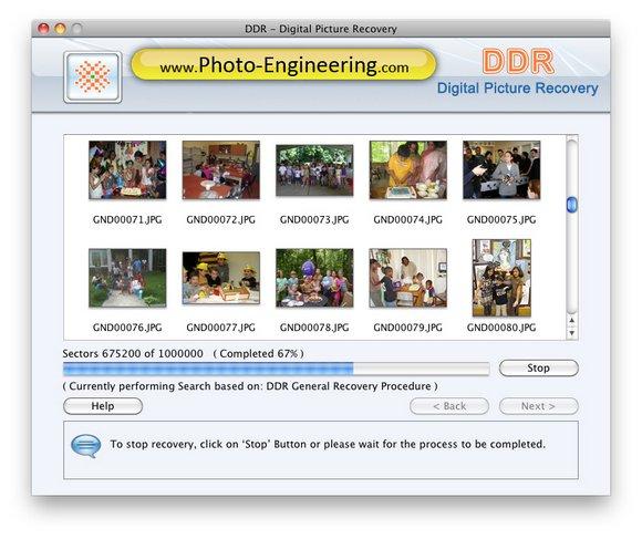 Macintosh Photo Recovery
