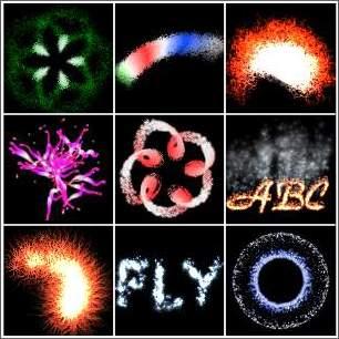 Magic Particles