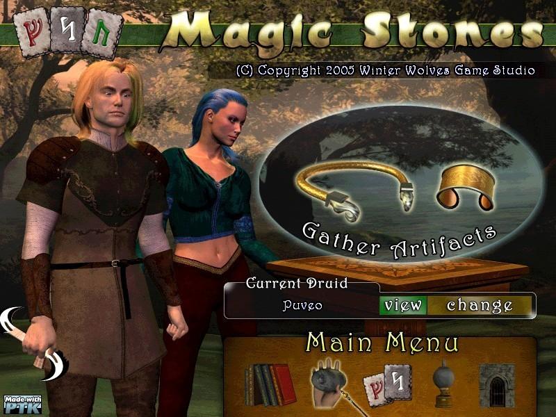 Magic Stones (MAC)