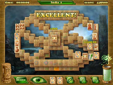 Mahjongg Artifacts 2 Free Game
