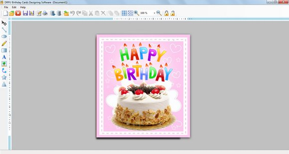Make Birthday Card Free