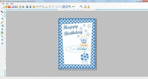 Make Birthday Card Online