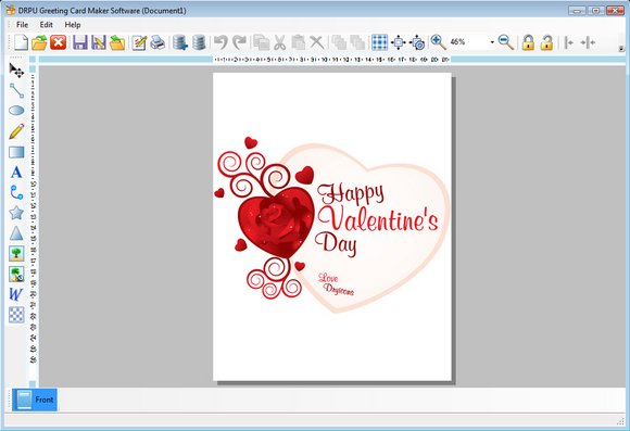 Make Greeting Card