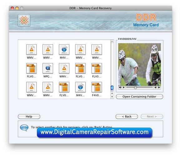 Memory Card Recovery Free Mac